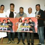 Trailer and poster launch of Krishna Abhishek's comedy Hindi film Sharmaji Ki Lag Gai .
